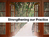Open door to path- strengthening our practice