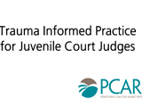 trauma informed practice for juvenile Court Judges
