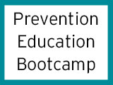 prevention education bootcamp