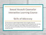 skills of advocacy